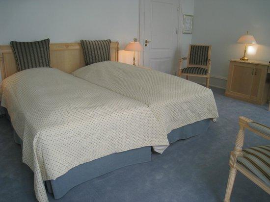 Skjoldenaesholm Hotel & Conference Center: Superior room