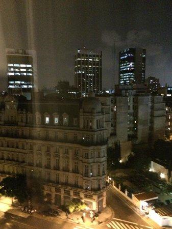 NH Buenos Aires City: vista Hab. 1161