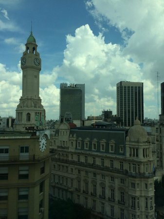 NH Buenos Aires City: Vista Hab 1261