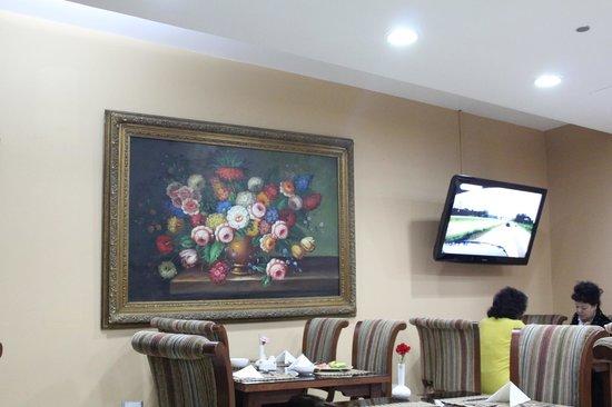 Cassells Al Barsha Hotel Dubai : Ресторан