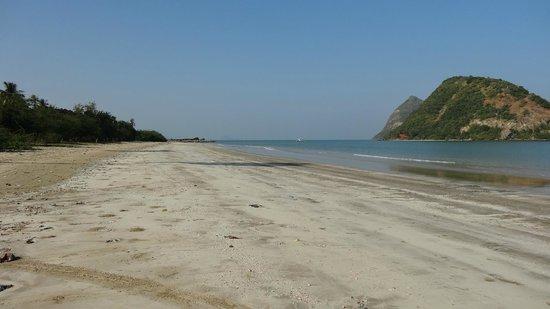 Happy Mind Resort: Une des plages
