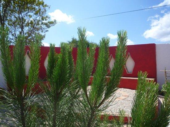 Villa M6: Gartenparadies