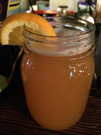 Magpie & Stump: Rickard's White in a jar :)