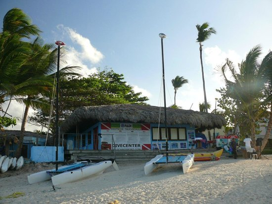 Pelicano Water Sports: Le club de plongée Pelicano