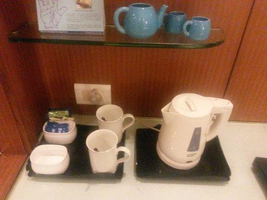 Regency Madurai by GRT Hotels: tea/coffee facilities