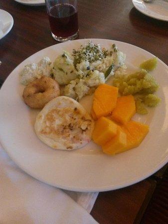 Regency Madurai By GRT Hotels: breakfast