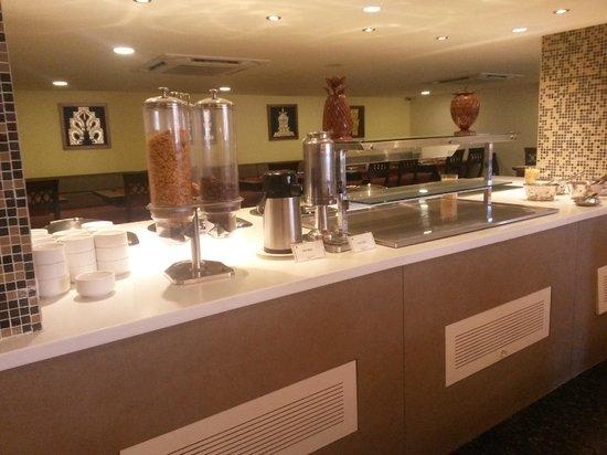 Regency Madurai By GRT Hotels: restaurant
