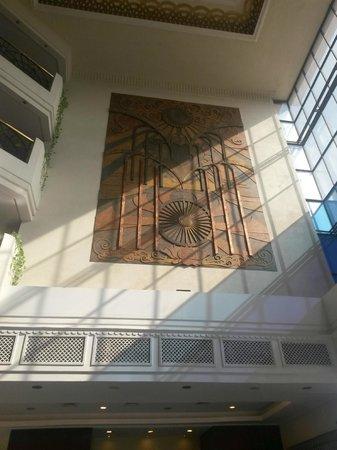 Regency Madurai By GRT Hotels : lobby deco