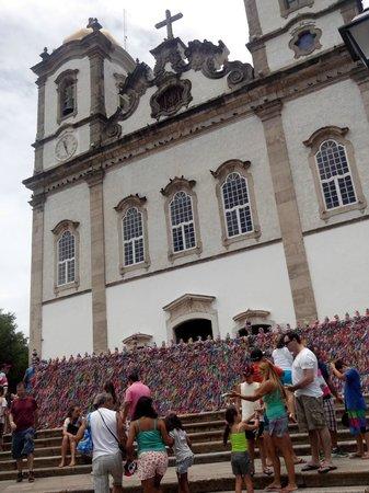 Nosso Senhor do Bonfim church: Igreja do Bonfim