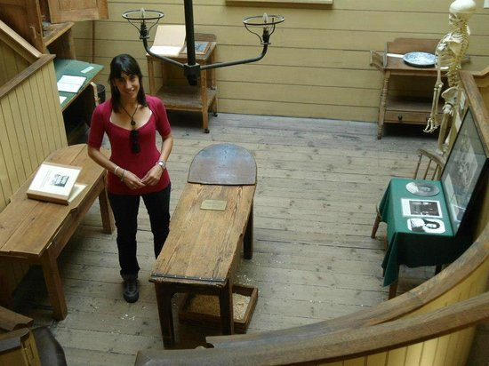 Old Operating Theatre: Primer quirófano de Inglaterra