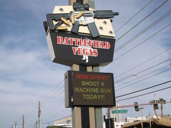 Battlefield Vegas: Battlefield!