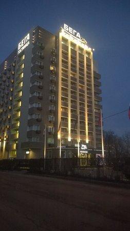 Bega Hotel : Ansicht
