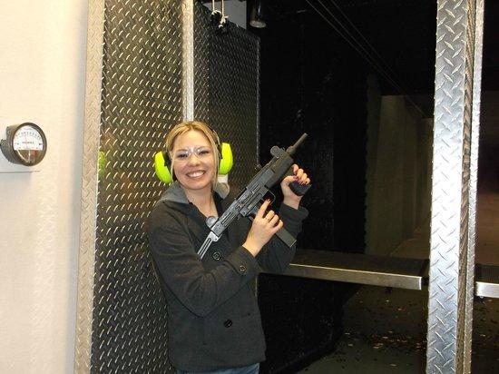 Battlefield Vegas: proud killer