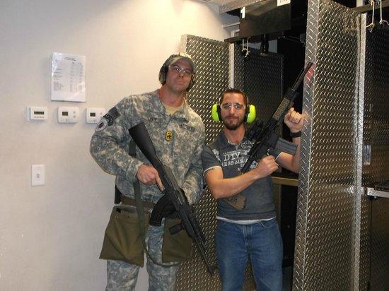 Battlefield Vegas: Livio
