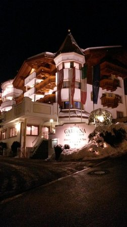 Hotel Gardena Grodnerhof: esterno