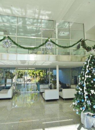 Highland Gardens Hotel : Hall d'entrée