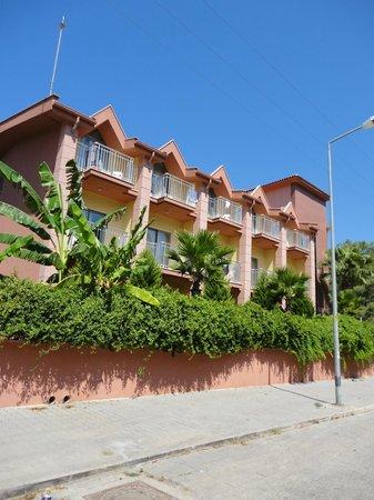 Himeros Club Hotel : Отель