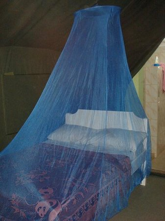 Rhino Tourist Camp : Moustiquaire