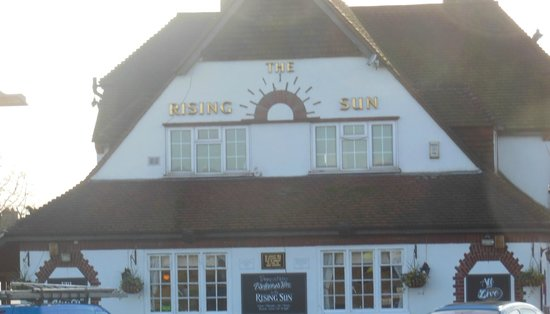 The Rising Sun Pub, Stanwell