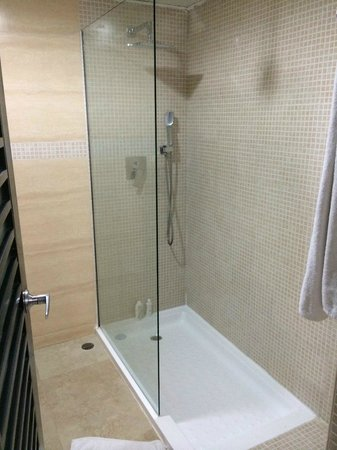 Bavaro Princess All Suites Resort, Spa & Casino : la douche
