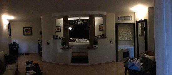 Bavaro Princess All Suites Resort, Spa & Casino : la chambre 866