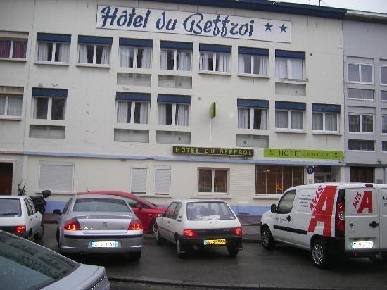 Hotel du Beffroi : Avec parking gratuit ou box payant