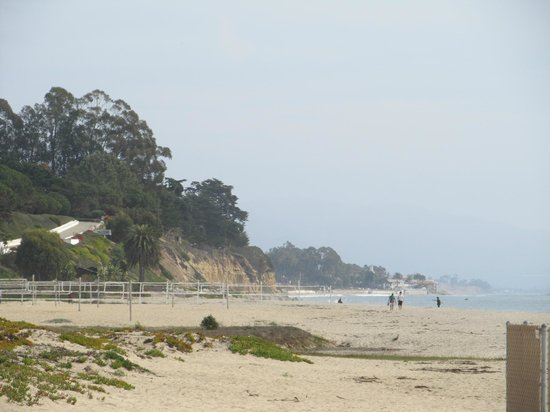 Beachside Bar-Cafe: beach view