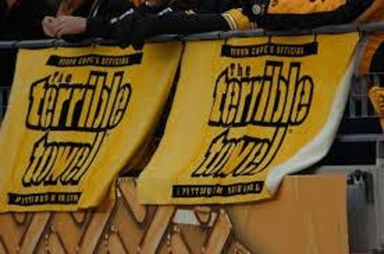 Heinz Field : Home of the Terrible Towel!!!