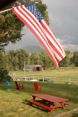 Focus Ranch: View From the Main House 2