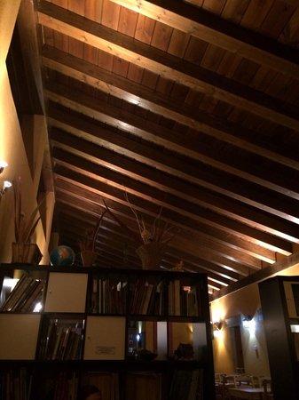 Hotel Rural Bioclimatico Sabinares del Arlanza : Great interior...