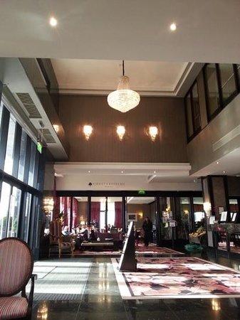 Ashling Hotel: reception & restaurant