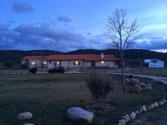 Hotel Rural Bioclimatico Sabinares del Arlanza : Gorgeous country side....