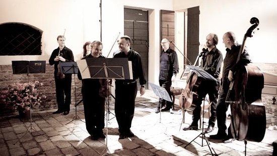 Villa Valcorba Duse Masin: concerto in villa...