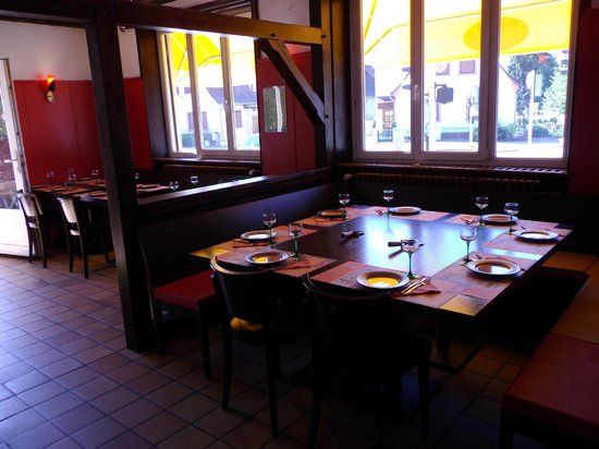 Flam's : Notre table Stamm
