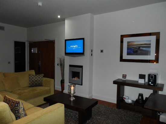 Smiths at Gretna Green Hotel: Lounge area