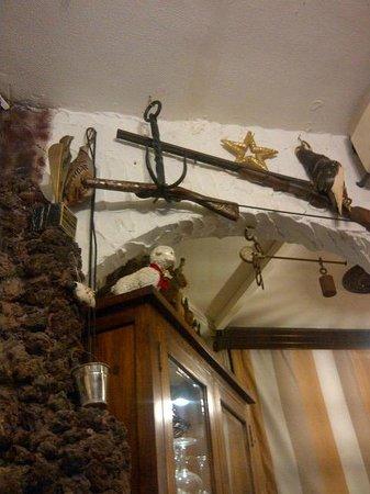 Restaurante Las Cumbres Meson del Cordero : All sorts of stuff