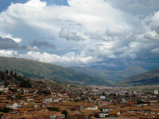 Free Walking Tour Peru: Vista de San Blas