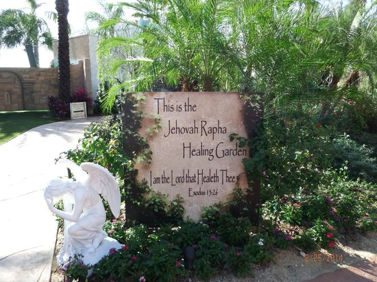 Holy Land Experience: scriptorium or book shop