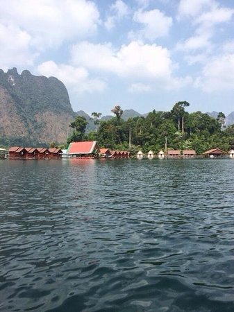 Naithonburi Beach Resort : Одну фоту из экскурсии на Као Сок
