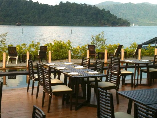 Parama Koh Chang Resort by Epikurean Lifestyle: ristorante