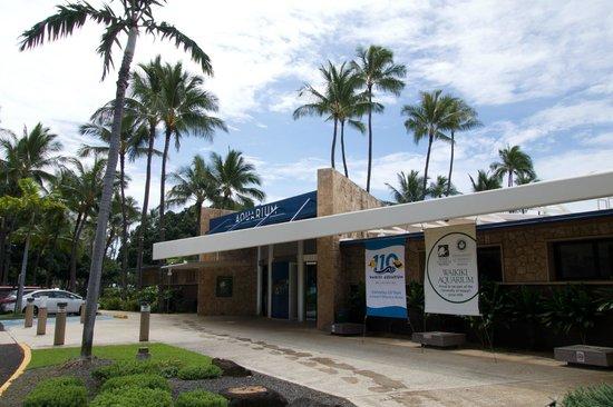 Waikiki Aquarium: 外観