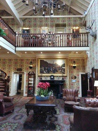 Ramside Hall Hotel, Golf & Spa: Like an established gentleman's club! Very traditional!