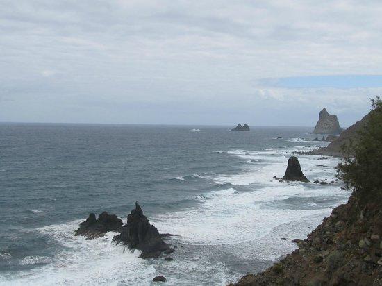 Playa de Benijo: 8