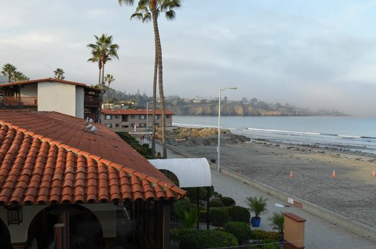 La Jolla Shores Hotel: south view from hotel