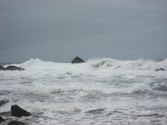 Playa de Benijo: 14
