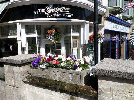 Connaught Tea Rooms Sidmouth