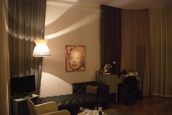 Hotel Altstadt Vienna: Номер отеля