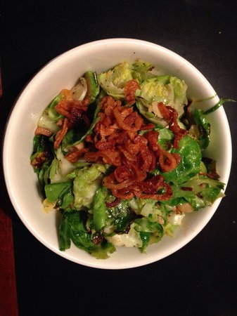 Riff's Urban Fare: Brussels sprouts