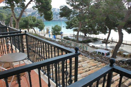 "THB Felip: Balcony - 1st floor with ""sea view"""