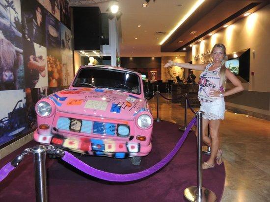 Hard Rock Hotel Panama Megapolis: EL HOTEL!